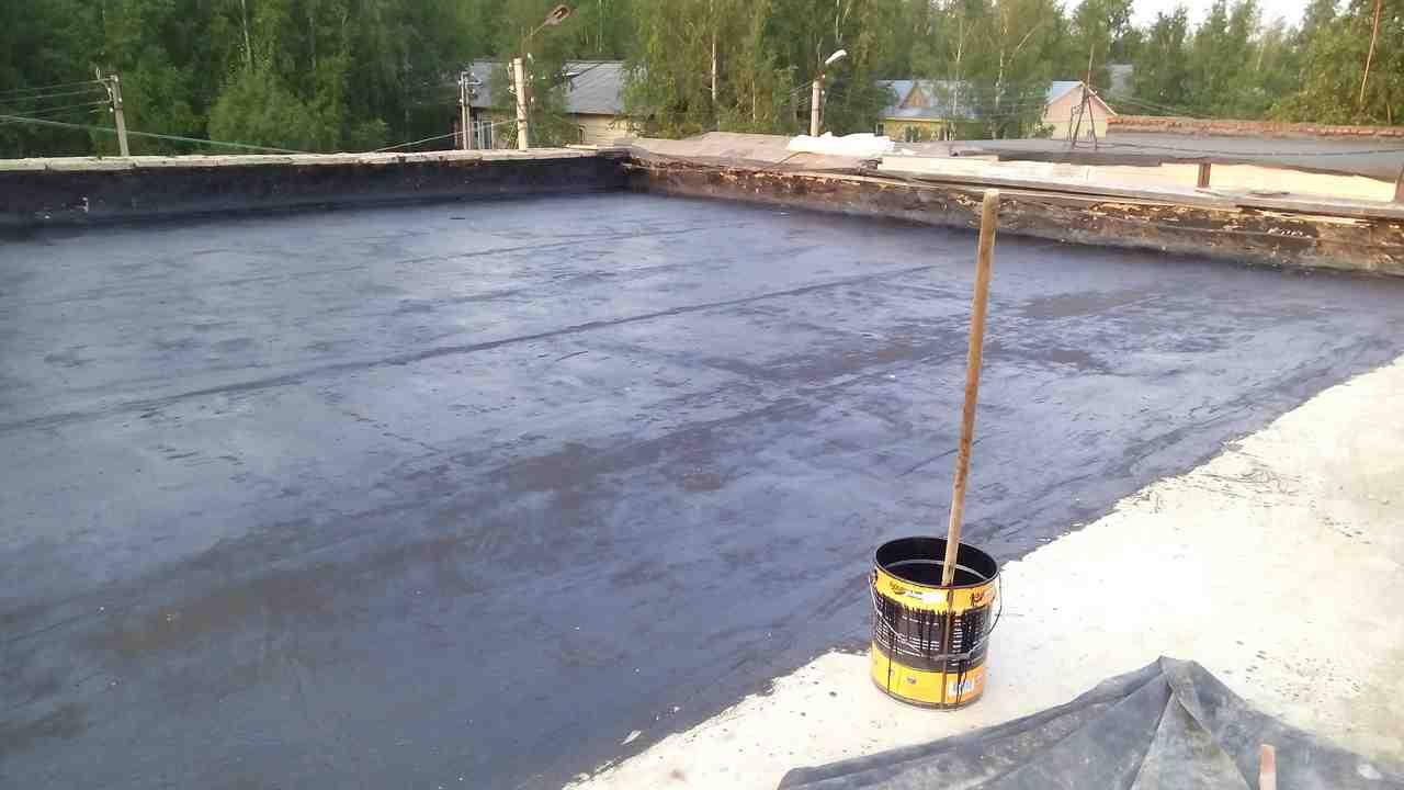 Капитальный ремонт кровли здания УралСИБ в городе Нефтеюганск