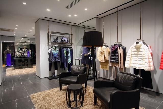 фирменный бутик женской одежды ESCADA