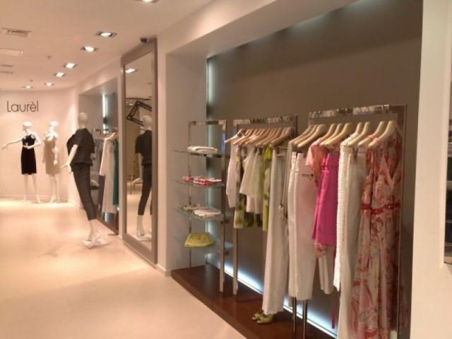 Фирменный бутик женской одежды LAUREL