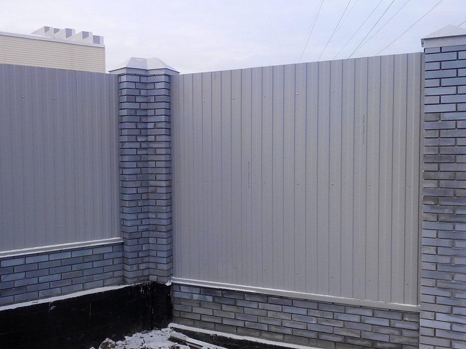 Забор г.Артемовский