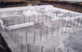 Фундаменты, бетонные основания